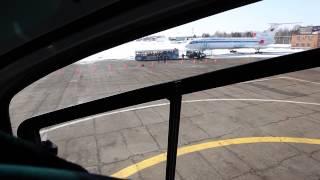 Показательный полет вертолета Eurocopter AS 350(Демонстрация авиакомпанией UTair вертолета Eurocopter AS 350 в аэропорту Томска Видео: Никита Грейдин., 2013-03-26T11:57:26.000Z)