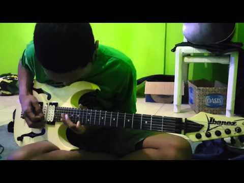Cover guitar dewa 19 - satu hati