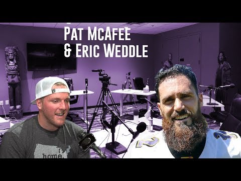Eric Weddle on The Pat McAfee Show 2.0