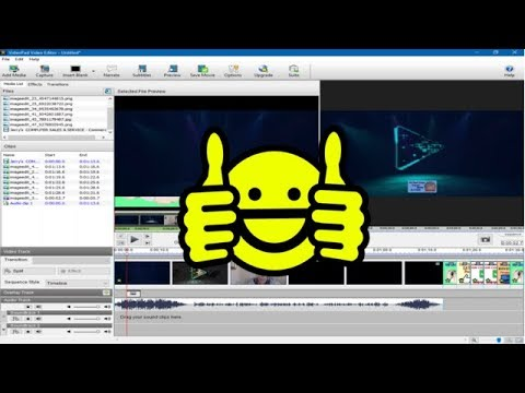 download videopad video editor old version