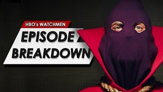 WATCHMEN: Episode 6 Breakdown & Ending Explained + Full Spoiler Review On The REAL Hooded Justice