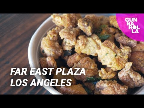 Best Places To Eat In Los Angeles: Far East Plaza   Chinatown