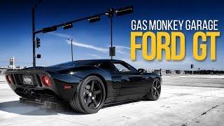 Super Duper Ford GT | Gas Monkey Garage
