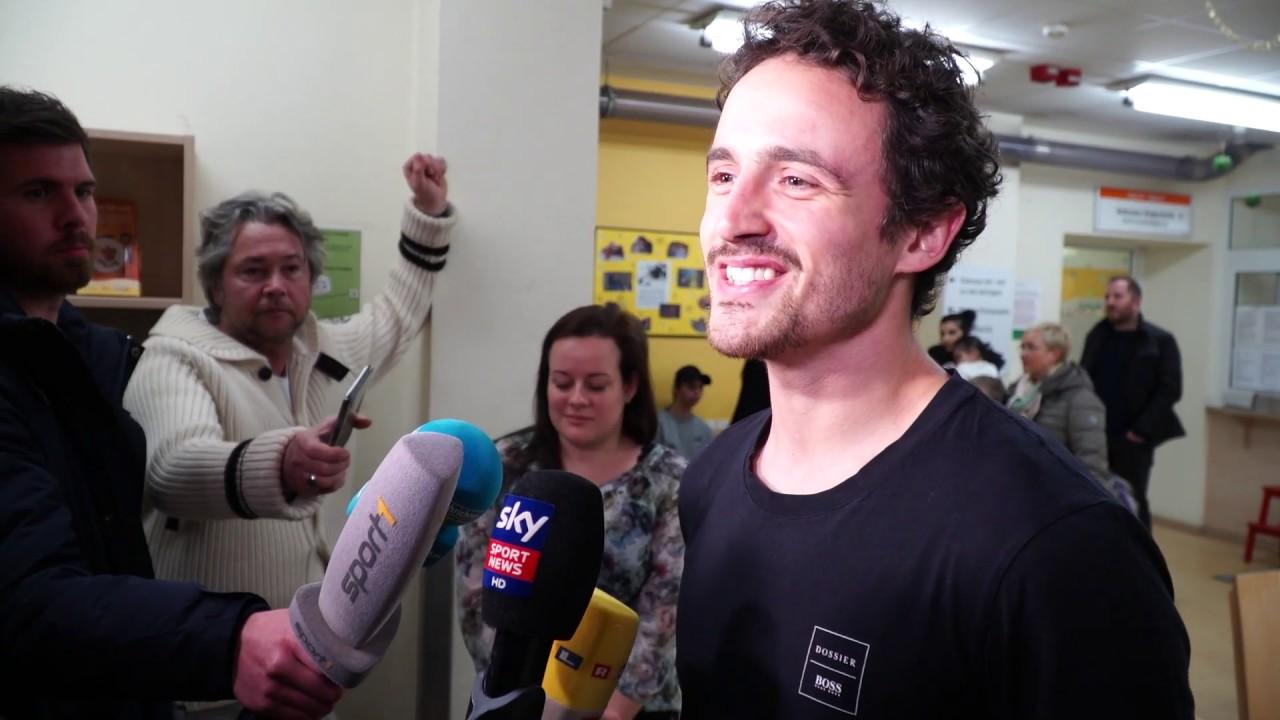 BVB-Stars besuchen die Dortmunder Kinderklinik