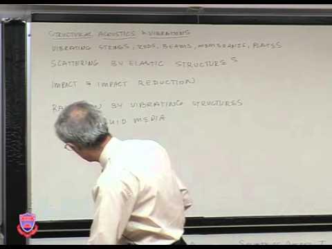 ME-566 Acoustics Lecture 01