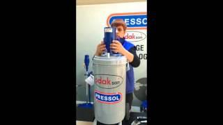 Pressol 25 KG Kovalı Havalı Gres Pompası Montaj Videosu