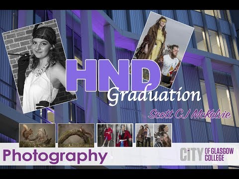 Photography Degree: Higher National Diploma
