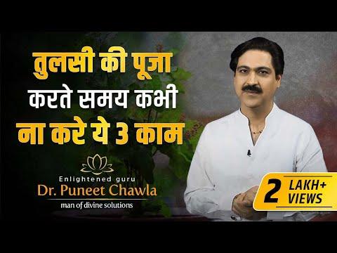 Vastu for Tulsi Plant | Vastu Tips by Enlightened Life Guru Dr. Puneet Chawla