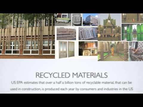 Sustainable Building Materials Segment 3