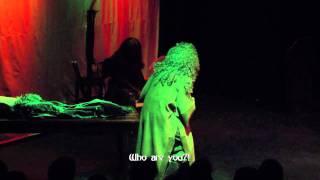 scene from a klingon christmas carol stage play