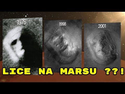 LICE NA MARSU: Misterija objašnjena.