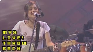 KITCHIE NADAL - Bulong (MYX Live! Performance)