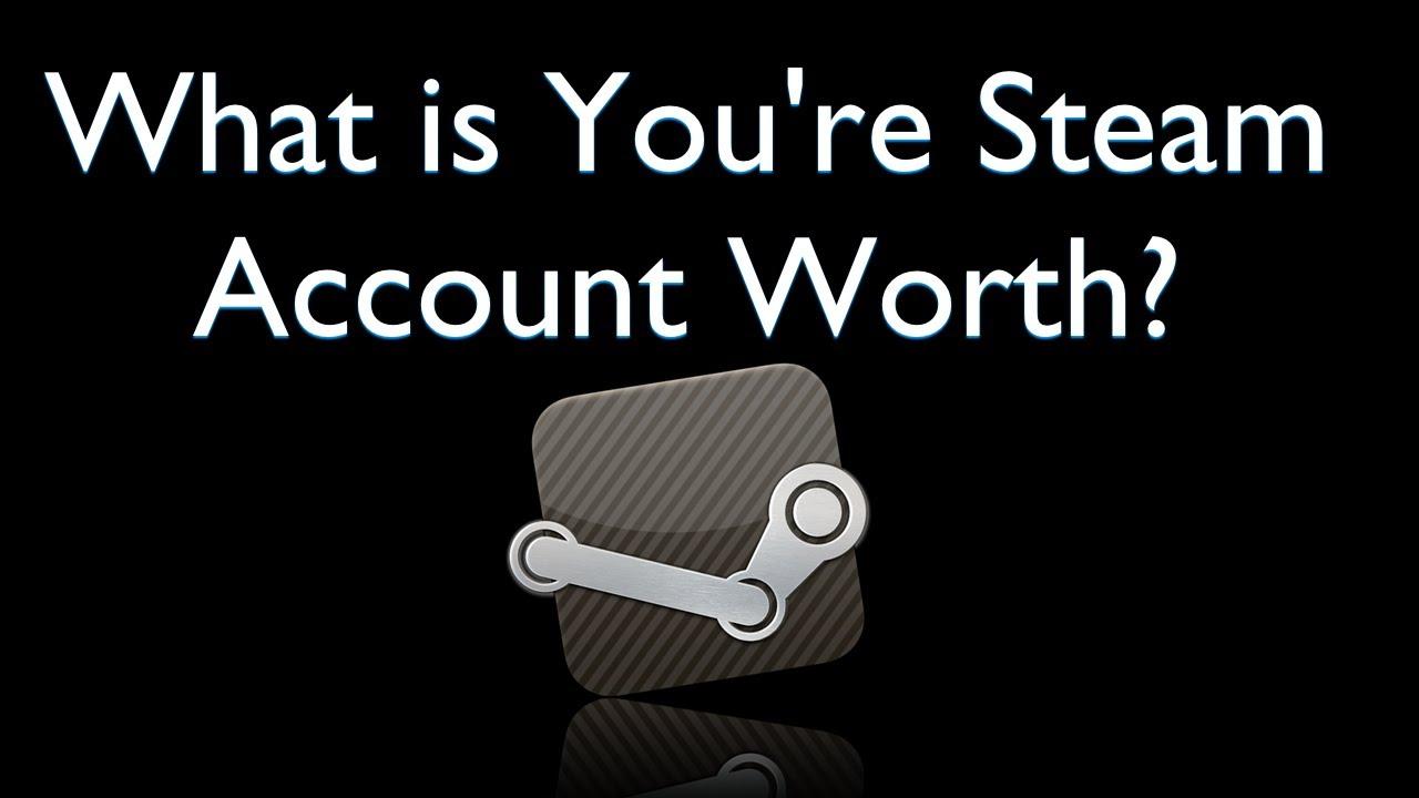 Steam Account Wert