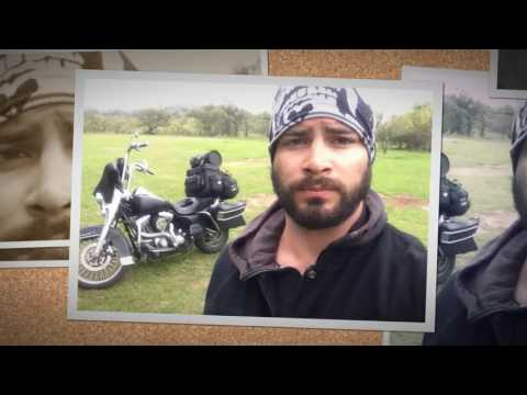 Nicholas Aaron Garza Ride On Brother 10.29.91 - 06.12.16