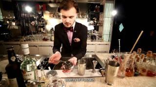 Pushkin Milk Punch by Igor Zernov. English subtitles.