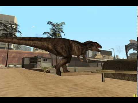 гта динозавры скачать торрент img-1