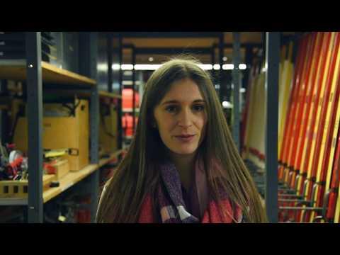Sabrina - Vermessungsingenieurin & -technikerin