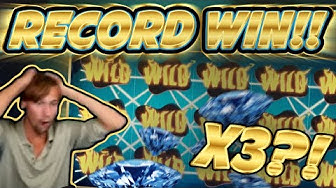 Ogge and Chair gets world RECORD WIN on Wish Master!! MASSIVE WIN on slot from Netent