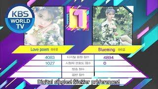 IU vs. IU - Who'd win? :) [Music Bank / ENG / 2019.11.29]