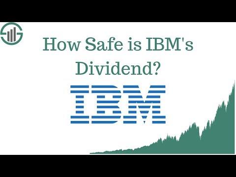 How Safe is IBM's Dividend?