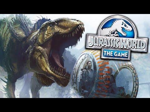 VOLTAMOS, NOVO JOGO JURASSIC WORLD! - Jurassic World - O Jogo - Ep 274