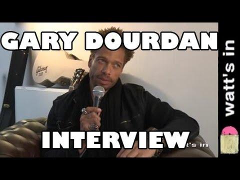 Gary Dourdan : I Shot The Sheriff Interview Exclu