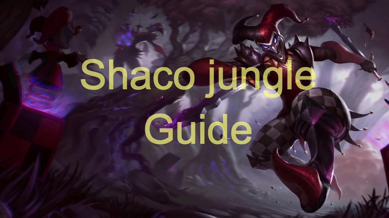Shaco Build S7: Season 9 Shaco Jungle Guide
