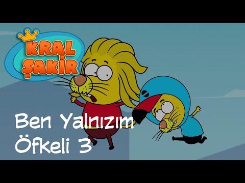 Kral Şakir I Yalnız ve Öfkeli 3 I Grafi2000 I Cartoon Network Türkiye