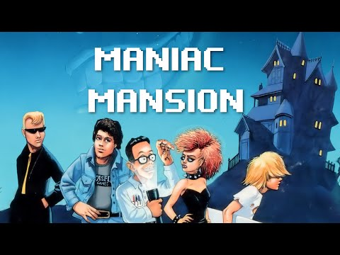 Maniac Mansion - Retrogames Mp3