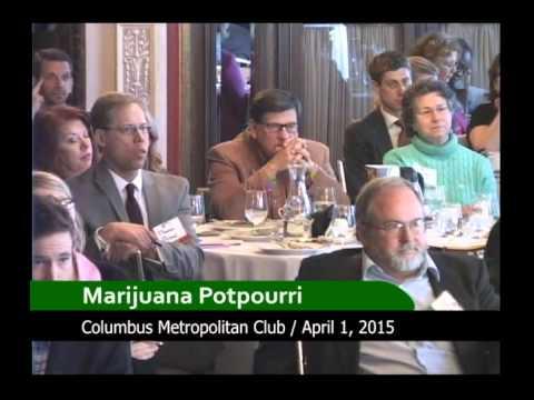Columbus Metropolitan Club: Marijuana Potpourri
