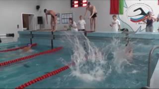 В ДЮСШ по плаванию и водным видам спорта прошли соревнования в категории «Мастер»