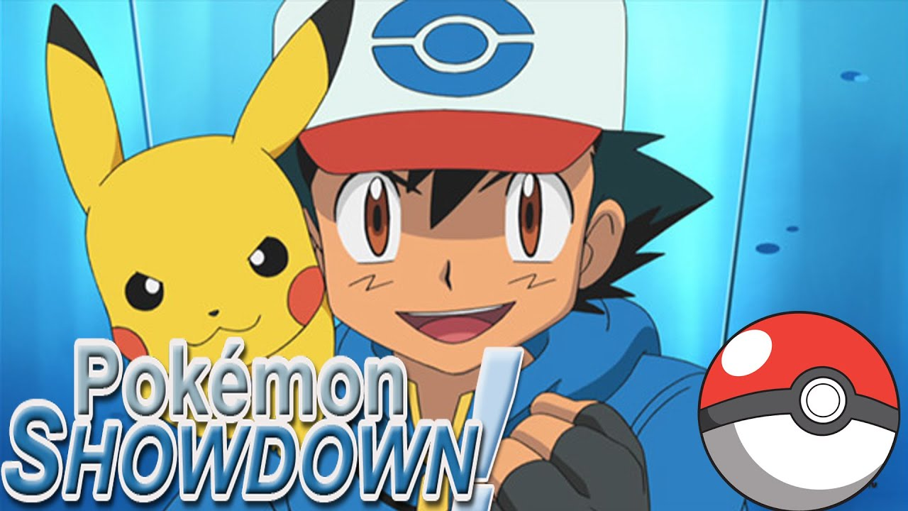 Pokémon Showdown!...