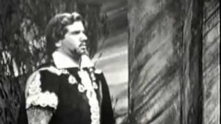 Trovatore - Bastianini - Del Monaco - Gencer - 1.3 Terzetto sottotitolato_ita