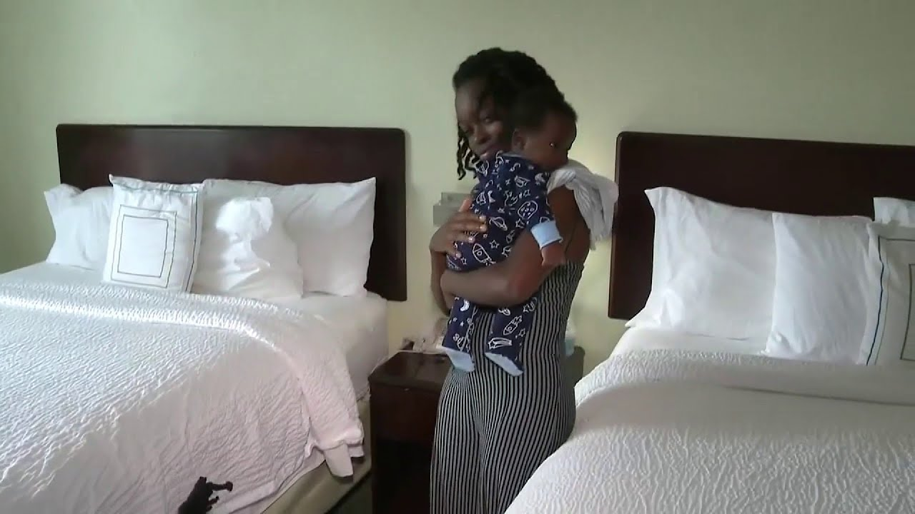 Marriott allows Bahamian family to stay in hotel free of charge for 1 week