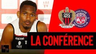 La conf' avant Nice-Toulouse