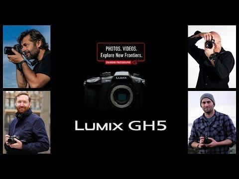 Panasonic's new Lumix GH5 - an ultra-portable filmmaker's dream