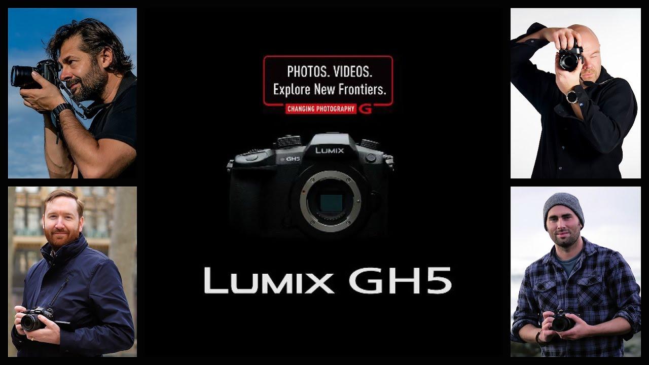 Panasonic Lumix DC-GH5 Mirrorless Body