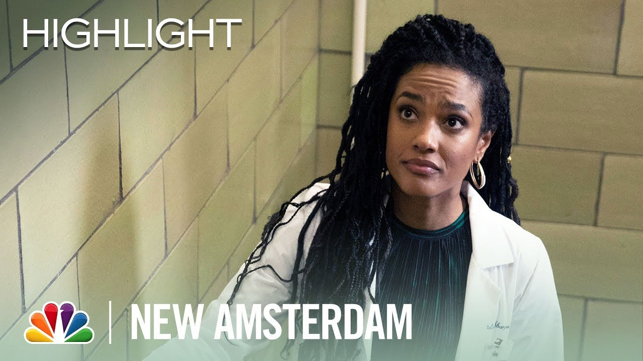 Download Sharpe Won't Allow Max to Thank Her - New Amsterdam