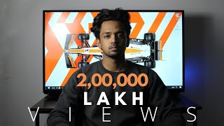 2 Lakh Views In One Day!