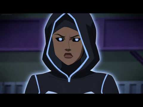 Young Justice Outsiders 3x08 - Halos Full Power