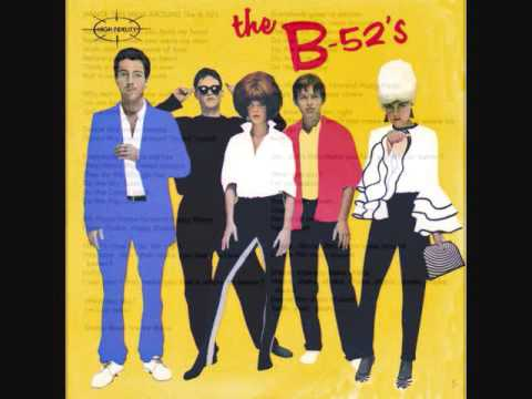 The B52's - The B52's (Full Album)
