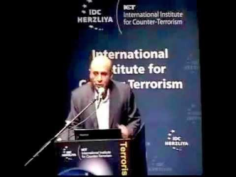 M.K. Lt. Gen (Ret.) Shaul Mofaz - World Summit on Counter-Terrorism, ICT, IDC 2012