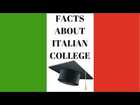 1700$/YEAR ON TUITION?!? | FACTS ABOUT ITALIAN UNIVERSITIES