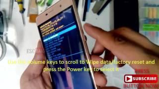 Celkon Diamond MEGA 4g Hard Reset || Pattern Unlock || Factory Reset