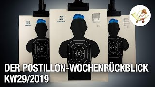 Der Postillon Wochenrückblick (15. – 20. Juli 2019)