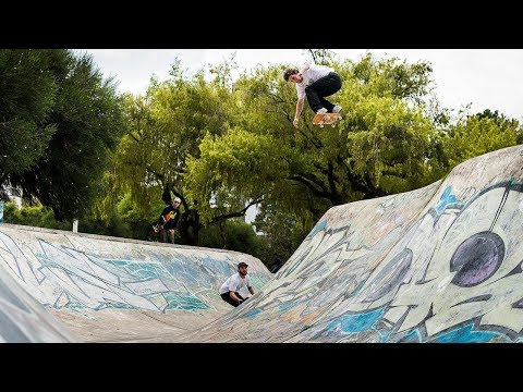 Spitfire Wheels' 'Ecuador Hellride' Video