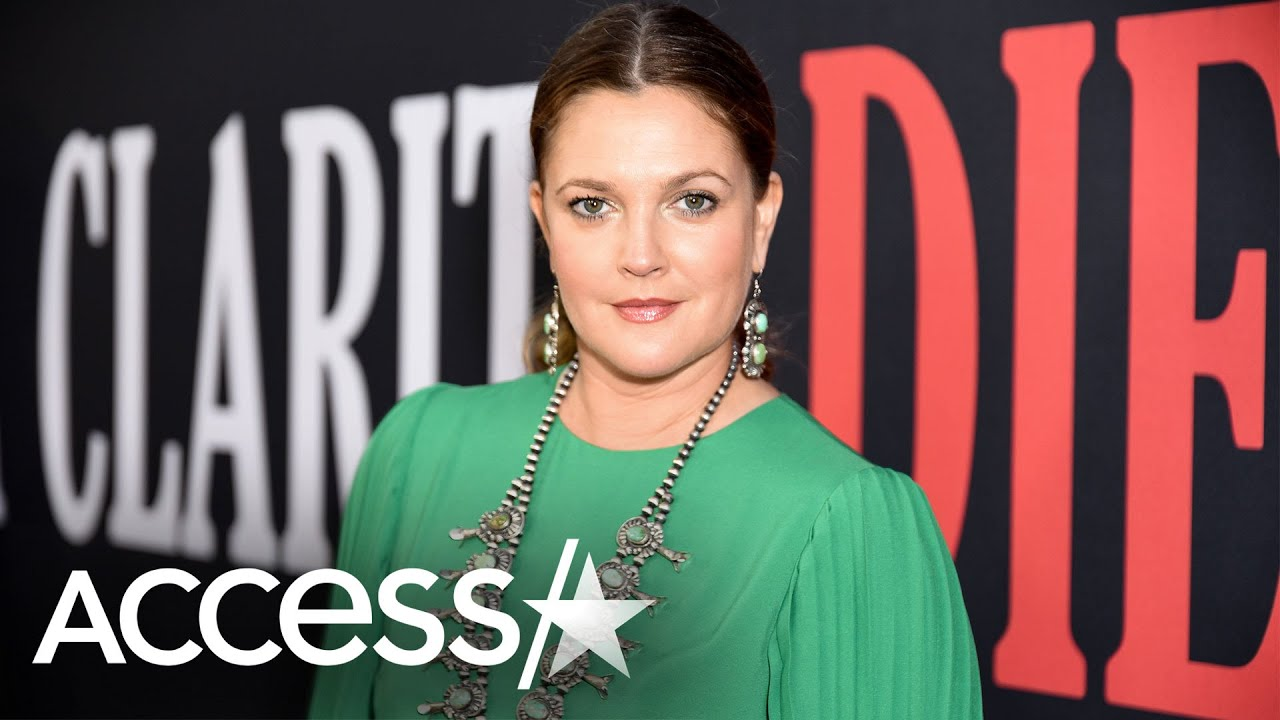Drew Barrymore On Being Admitted To Psychiatric Ward at 13