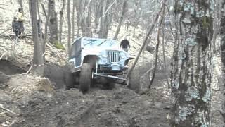 All-size Jeep by panzer club ciocco 2013