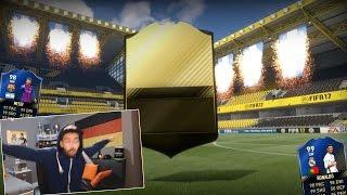 MI MAYOR CAGADA EN FIFA17... ABRO SOBRES DE 100k Y ME TOCA TODO ESTO   Toty Pack