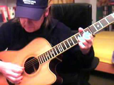 The First Cut Is The Deepest Rod Stewart Guitar Lesson By Siggi